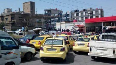 صورة دبيات: أزمة البنزين في السويداء تعود لقلة الطلبات الواردة