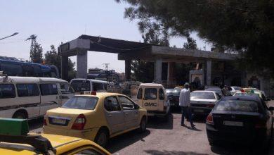 صورة تخفيض عدد الطلبات يزيد أزمة البنزين في حمص