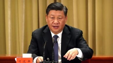 """صورة بكين ترفض اتهامات واشنطن """"الباطلة"""" وتدعوها إلى احترام القانون الدولي"""