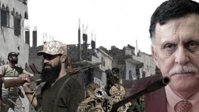 صورة حكومة السراج الإخوانية تواصل عرقلة الحل الليبي وتعارض «اتفاق النفط»