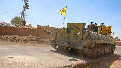 """صورة ميليشيات """"قسد"""" تخلي مواقعها في مدينة الشحيل بعد اشتباكات بين مسلحيها"""