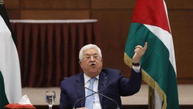 """صورة عباس: أميركا و""""إسرائيل"""" استبدلتا الشرعية الدولية بـ""""صفقة القرن"""" وأدعو لعقد مؤتمر دولي لعملية سلام على أساس القانون الدولي"""