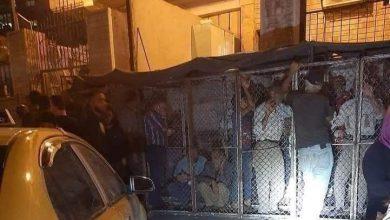 صورة الأقفاص تستفز المواطنين.. وقرار بإزالتها من أفران ابن العميد بدمشق