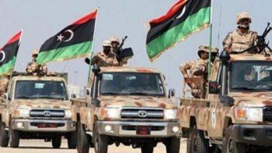صورة «الجيش الوطني الليبي»: توقيع قطر و«حكومة الوفاق» اتفاقية أمنية يقوض جهود وقف إطلاق النار