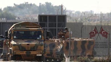 صورة جيش الاحتلال التركي يبدأ الانسحاب من «مورك» ويستعد لإجلاء نقاط أخرى
