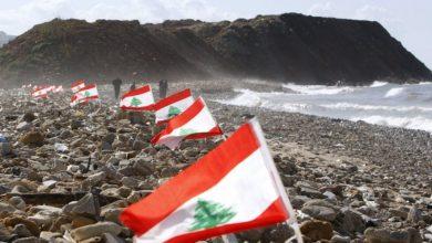 صورة تجمُّعان في وسط بيروت الأول رافض لتكليف الحريري وآخر من مُناصريه
