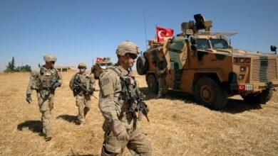 صورة ٦ أرتال عسكرية لجيش الاحتلال في ٦ أيام.. تركيا تكثف تحشداتها في إدلب!