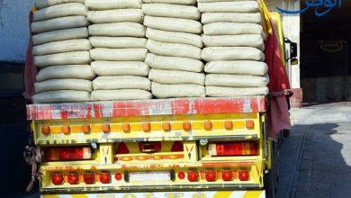 صورة بقصد الإتجار غير المشروع.. تموين اللاذقية يضبط شاحنتين محملتين بـ١١٨ طناً من الإسمنت