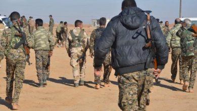 """صورة تصاعد الهجمات ضد ميليشيات """"قسد"""" ومقتل مسؤول فيها وعدد من المسلحين"""