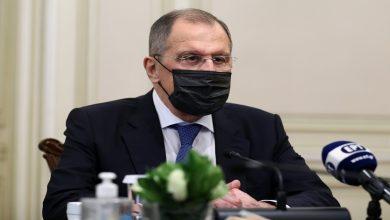 صورة «الخارجية» الروسية: لافروف في عزل ذاتي بسبب مخالطته أحد المصابين بـ«كورونا»