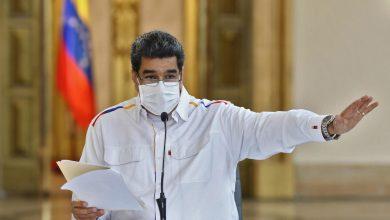 صورة مادورو يعلن ابتكار فنزويلا «أول دواء يقضي على فيروس كورونا تماماً»