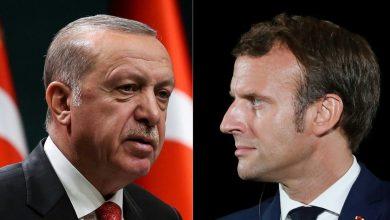 صورة فرنسا تستدعي سفيرها من تركيا للتشاور