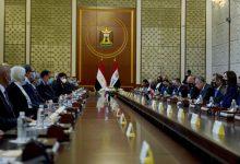 صورة مباحثات عراقية مصرية لتعزيز التعاون الثنائي في العديد من القطاعات