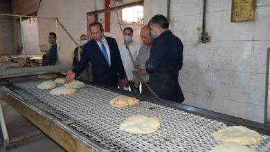 صورة محافظ الحسكة يوجّه بتوقيف مدير فرع المخابز ومدير المخبز الأول بعد إعفائهما من مهامهما