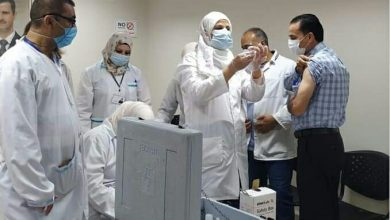 صورة مدير صحة حمص لـ«الوطن»: مشافي المحافظة جاهزة للتعامل مع أي زيادة مُحتملة بالإصابات بفيروس كورونا