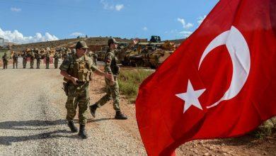 صورة إجلاء نقطة مراقبة جيش الاحتلال التركي من مُورك الليلة