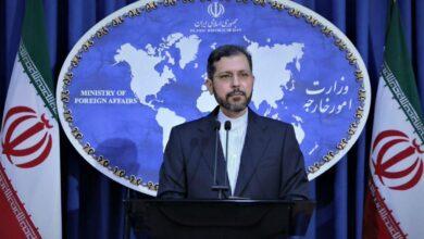 صورة إيران تحذر أذربيجان وأرمينيا من انتهاك أراضيها
