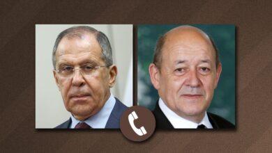 صورة روسيا وفرنسا تدعوان إلى وقف إطلاق النار في قره باغ بأسرع وقت