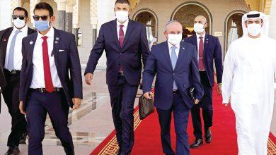 صورة الإمارات تطلب من إسرائيل افتتاح سفارة في تل أبيب وتوقعان اتفاقيات في عدة مجالات!
