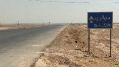 صورة وفاة شابين بحادث سير ومقتل أم وابنتها في ظروف غامضة بريف دير الزور