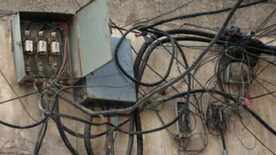 صورة 880 تاجراً وصناعياً سرقوا كهرباء في ريف دمشق منذ بداية العام