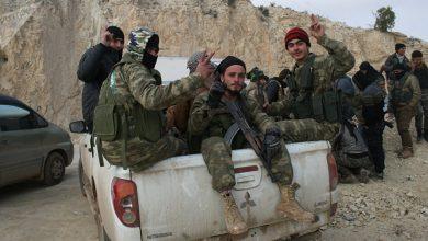صورة مقتل ثلاثة إرهابيين موالين للاحتلال التركي في ريف رأس العين