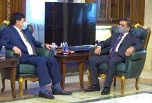 صورة الدندح لـ«الوطن»: سورية والعراق تسعيان لإقامة علاقات إستراتيجية تحقق المصالح المشتركة للشعبيين الشقيقين
