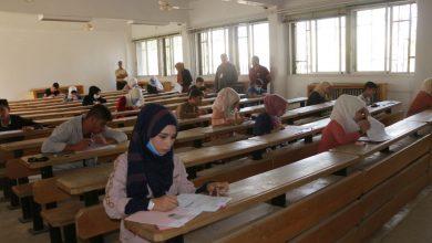 صورة 6521 مشاركاً في المرحلة الأولى من الأولمبياد العلمي السوري