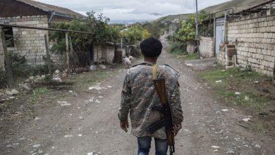 صورة يريفان تؤكد امتلاكها أدلة على مشاركة قوات خاصة تركية في قتال قره باغ