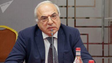 """صورة أرمينيا تستدعي سفيرها من """"إسرائيل"""" احتجاجاً على تزويدها أسلحة لأذربيجان"""