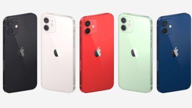 "صورة ""أبل"" تكشف رسميا عن iPhone 12"