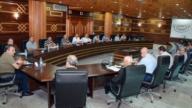 صورة إعادة افتتاح محطات الوقود المخالفة في اللاذقية