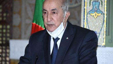 صورة الرئاسة الجزائرية تعلن دخول تبون إلى المستشفى