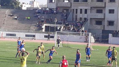 صورة المجد والنواعير والجزيرة في الدوري الممتاز