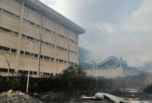 صورة نتائج تحقيقات حريق مستودعات الريجة تلزم او تعفي التأمين من التعويض بـ 1.5 مليار ليرة
