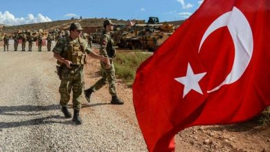 """صورة الاحتلال التركي ينشئ نقطة مراقبة """"البارة"""" ١٥ في جبل الزاوية جنوب إدلب"""