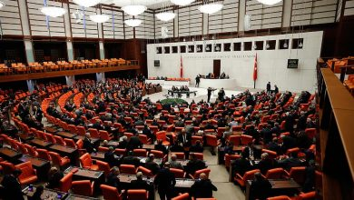 صورة أنباء عن موافقة برلمان النظام التركي على إرسال جنود أتراك إلى أذربيجان!