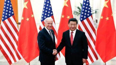 صورة الرئيس الصيني يهنئ جو بايدن بفوزه في انتخابات الرئاسة الأميركية