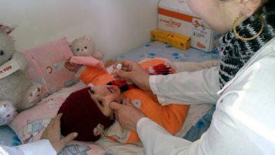 صورة 3 آلاف طفل متسرب مستهدف بحملة تعزيز اللقاح الوطني في حمص