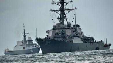 صورة «الدوما»: انتهاك المدمّرة الأميركية مياه خليج بطرس استفزاز سياسي لروسيا