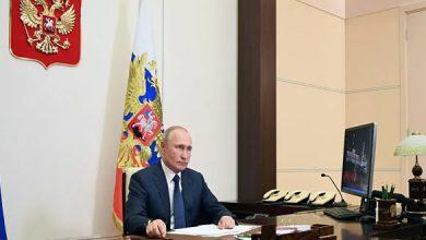 صورة بوتين: عدم الاستقرار في الشرق الأوسط وشمال إفريقيا مصدر انتشار التهديد الإرهابي