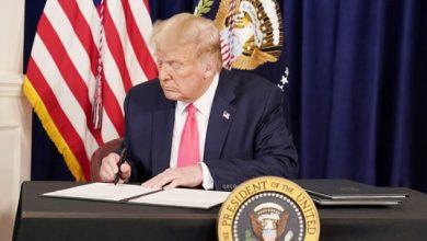صورة ترامب يعلن رسمياً تمديد العقوبات ضد السودان