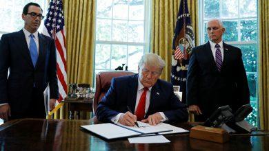 صورة الولايات المتحدة تفرض عقوبات جديدة على إيران