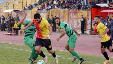 صورة في الدوري الممتاز حرجلة يحقق فوزه الأول ويسجل هدفه الأول
