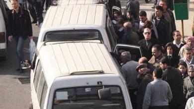 صورة أولى خطوات ضبط مازوت نقل الركاب إحالة سائقين إلى القضاء تصرفوا بالمادة