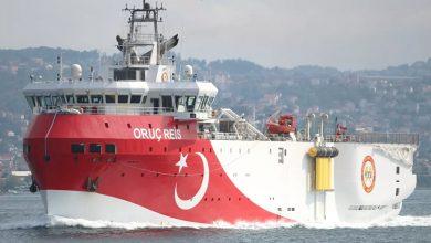 صورة النظام التركي يمدد مجدداً مهمة «أوروتش رئيس» شرق المتوسط.. واليونان تدين