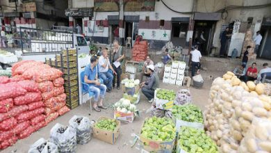 صورة «السورية للتجارة» تستردّ 14 محلاً في سوق الهال.. نجم لـ«الوطن»: القرار ألغى حلقات الوساطة