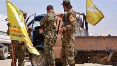 صورة إصابة موظفين تابعين لميليشيات «قسد» بإطلاق الرصاص عليهم بريف دير الزور