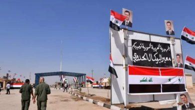 صورة رفض إدخال 200 طن تمور عراقية من منفذ البوكمال الحدودي