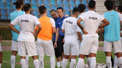 صورة منتخبنا الوطني يواجه منتخبي أوزبكستان والأردن في الإمارات